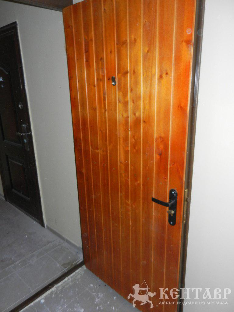 дешевые стальные двери из листа
